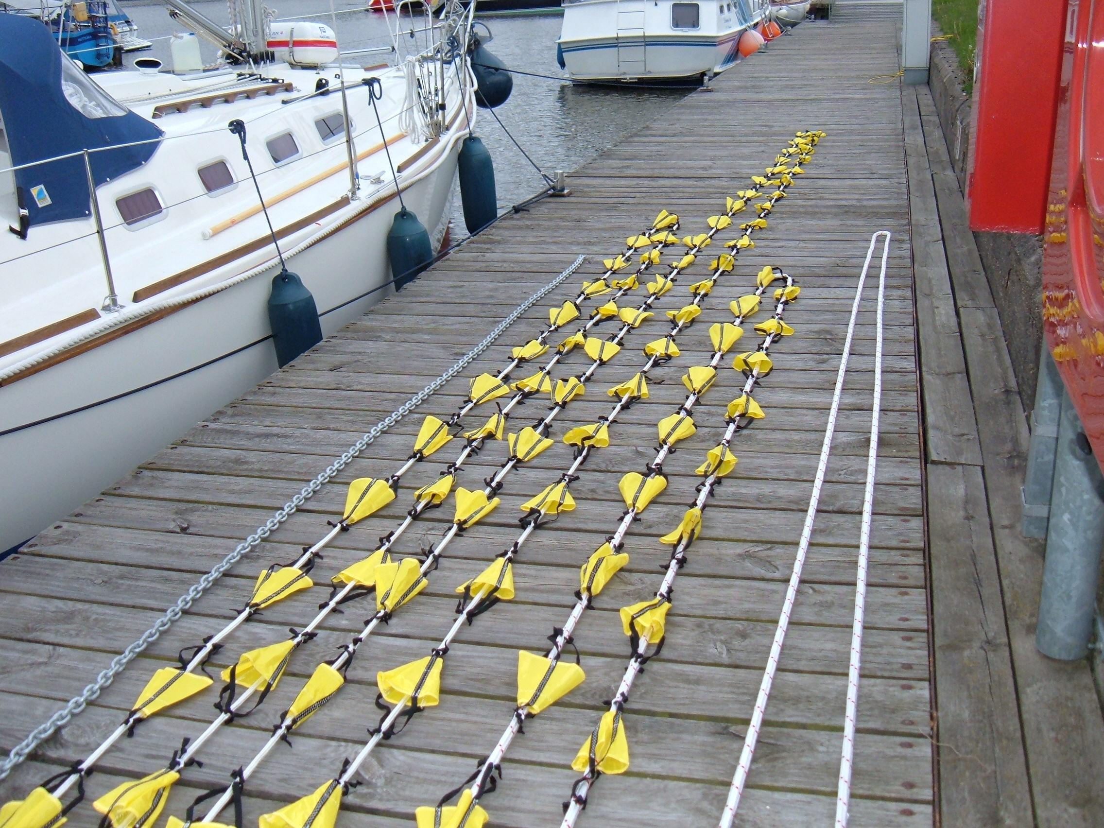 Segelyacht im sturm  Sturmtaktik für Yachten ... eine Zusammenschau